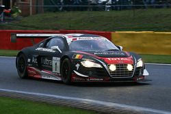 ENDURANCE: #1 Belgian Audi Club Team WRT Audi R8 LMS ultra: Christopher Haase, Christopher Mies, Stéphane Ortelli