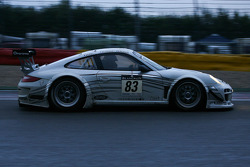 #83 SMG Challenge Porsche 997 GT3 R: Philippe Gache, Eric Clément, Olivier Pla