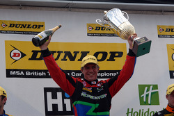 Round 16 Race Winner Jason Plato