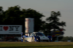 #60 Michael Shank Racing with Curb-Agajanian Ford Riley: Ozz Negri, John Pew