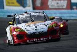 Joe Nonnamaker starts 12th in GT Class #42 Team Sahlen Mazda RX-8