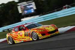 # 40 Dempsey Racing Visit Florida Mazda RX-8:  Joe Foster, Patrick Dempsey
