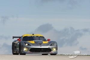 #93 SRT Motorsports Viper: Tommy Kendall, Marc Goossens