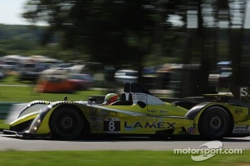 #8 Merchant Services Racing Oreca FLM09 Chevrolet: Kyle Marcelli, James French, Chapman Ducote