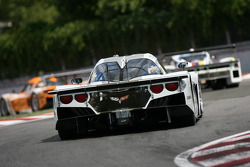 #5 Action Express Racing Chevrolet Corvette DP: Paul Tracy, David Donohue