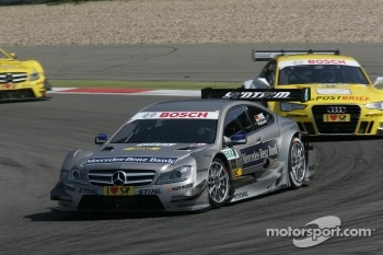 Christian Vietoris, Team HWA AMG Mercedes, AMG Mercedes C-Coupe
