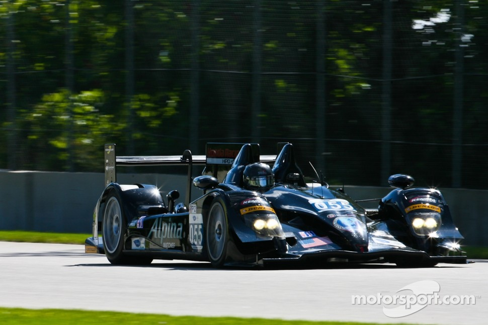 #055 Level 5 Motorsports HPD ARX-03b Honda: Scott Tucker, Christophe Bouchut
