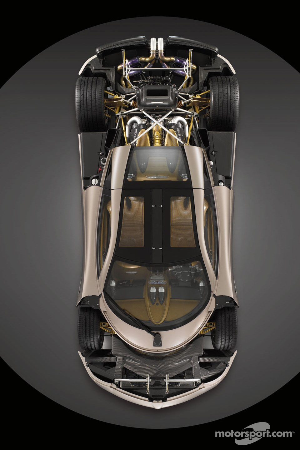 The Pagani Huarya