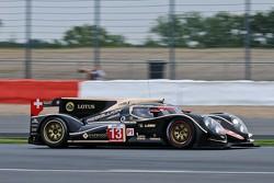 #13 Rebellion Racing Lola B12/60 Toyota: Andrea Belicchi, Harold Primat