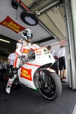 Michele Pirro, Honda Gresini