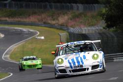 #111 Moore Int. Motorsport Porsche GT3 Cup: Willie Moore, Bill Cameron
