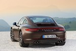 The Porsche 911 Carrera 4S