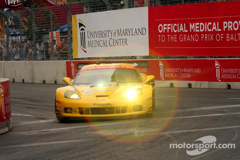#3 Corvette Racing: Jan Magnussen, Antonio Garcia