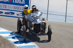 Monterey Motorsports Reunion track action