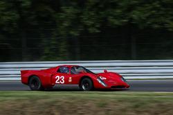 23 Bob Kullas Avon, Conn. 1969 Chevron B16