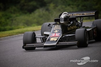 #5 Chris Locke San Anselmo, Calif. 1976 Lotus T77