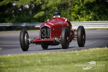 #31 Peter Giddings U.K. 1931 Alfa Romeo Tipo B