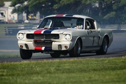 #1 Tommy Steuer Bogota, Colombia 1966 Shelby GT350