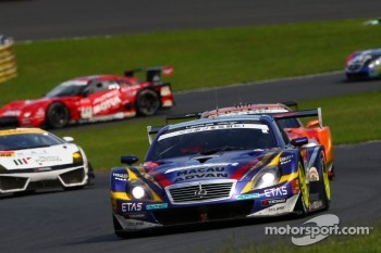 #19 Lexus Team WedsSport Bandoh Lexus SC430: Seiji Ara, Andre Couto