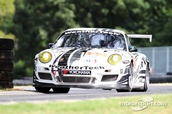 #22 Alex Job Racing Porsche 911 GT3 Cup: Cooper MacNeil, Leh Keen