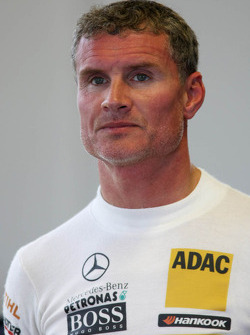 David Coulthard, Mücke Motorsport, AMG Mercedes C-Coupe
