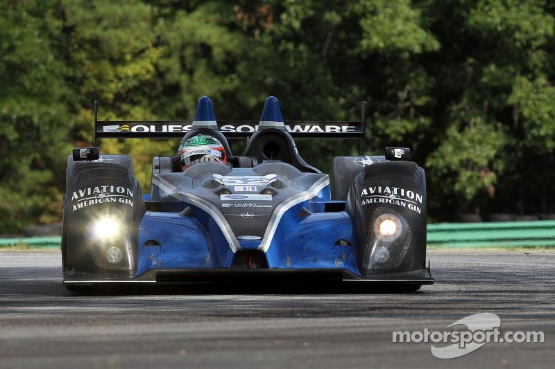 #52 PR1 Mathiasen Motorsports Oreca FLM09: Rudy Junco, Marino Franchitti