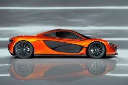 McLaren P1 unveiling