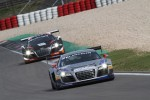 #115 Sainteloc Racing Audi R8 LMS: Jerome Demay, Dino Lunardi
