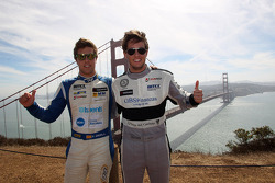 Pepe Oriola, SEAT Leon WTCC, Tuenti Racing Team and Fernando Monje, SEAT Leon WTCC, SUNRED Engineering