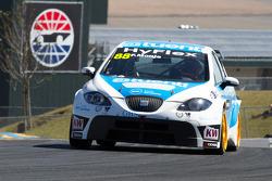 Fernando Monje, SEAT Leon WTCC, Tuenti Racing Team