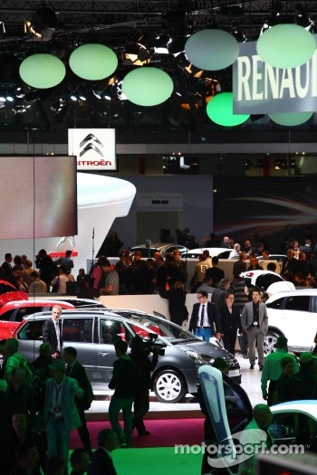 2012 mondial de l'automobile Atmosphere