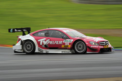 Susie Wolff, Persson Motorsport, AMG Mercedes C-Coupe