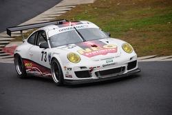#73 Horton Autosport Porsche GT3 Cup: Patrick Lindsey, Jason Hart, Eric Foss