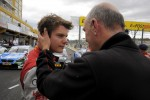 Adrien Tambay, Audi Sport Team Abt; Dr. Wolfgang Ullrich, Audi's Head of Sport