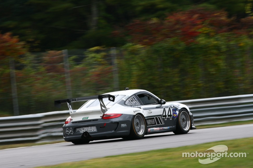# 44 Magnus Racing Porsche GT3: Andy Lally, John Potter