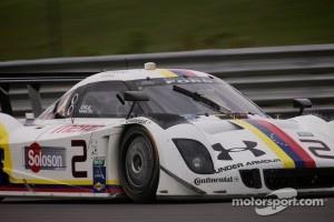 #2 Starworks Motorsport Ford-Riley: Ryan Dalziel, Alex Popow