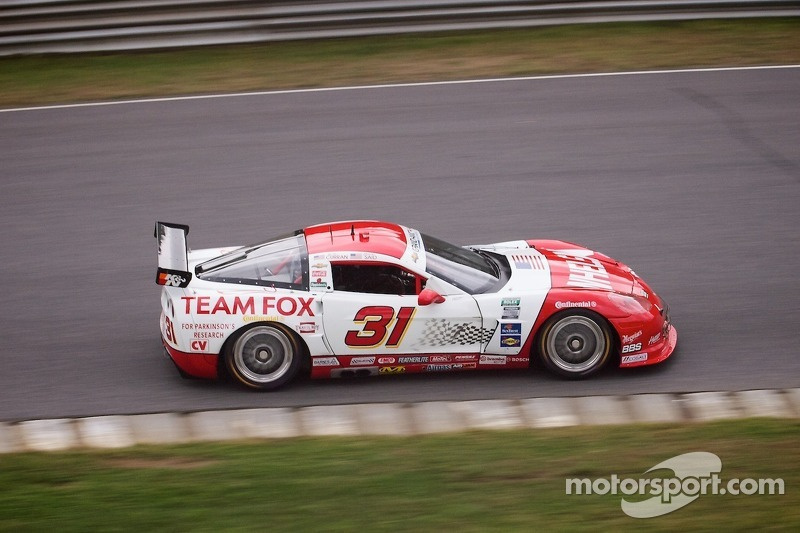 #31 Whelen Engineering Marsh Racing Chevrolet Corvette: Eric Curran, Boris Said