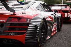 #51 APR Tuned, Motul, Parathyroid.com, PRNewswire, South African Airways APR Motorsport LTD UK Audi R8 Grand-Am: Jim Norman, Dion von Moltke