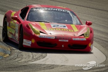 #24 Ferrari of Beverly Hills 458TP: Carlos Kauffmann