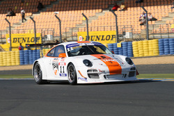 #11 Ruffier Racing Porsche 911 GT3R: James Ruffier