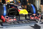 Sebastian Vettel, Red Bull Racing RB8 front wing