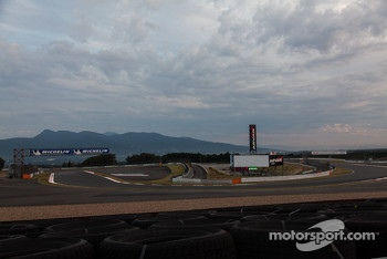 Fuji speedway quiet before official start to WEC weekend