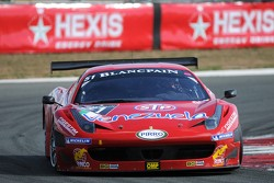 #51 AF Corse Ferrari 458 Italia: Dan Brown, Gaetano Ardagna Perez, Giuseppe Ciro