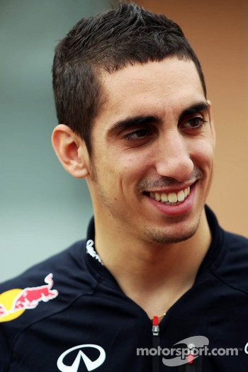Sebastien Buemi, Red Bull Racing and Scuderia Toro Rosso Reserve Driver