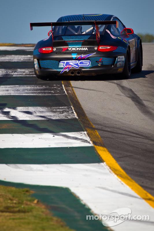 #66 TRG Porsche 911 GT3 Cup: Spencer Pumpelly, Emilio Di Guida