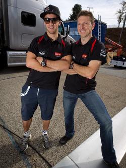 Mathias Beche and Christophe Tinseau