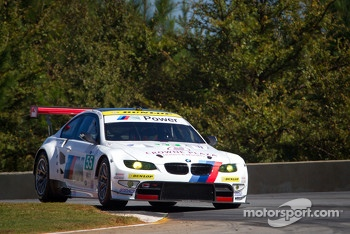 #55 BMW Team RLL E92 BMW M3: Bill Auberlen, Jorg Muller, Jonathan Summerton