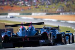 #95 Level 5 Motorsports HPD ARX-03b HPD: Scott Tucker, Christophe Bouchut, Luis Diaz
