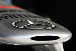 Mercedes AMG F1 W03 nosecone