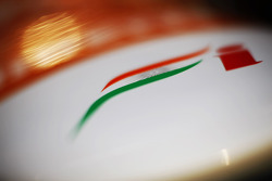 Sahara Force India F1 VJM05 nosecone